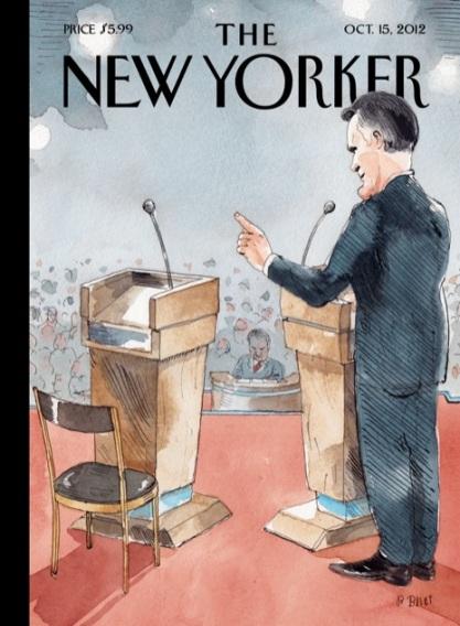 Romney vs. empty chair