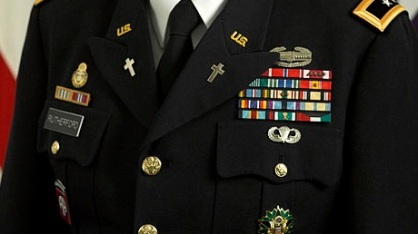 military chaplain