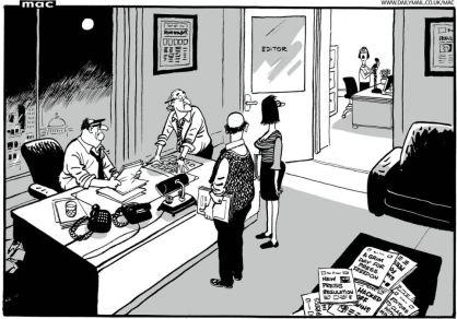 Cartoon: Mac on Press Regulation