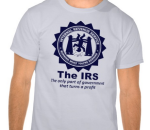 The IRS: Burning What You're Earning