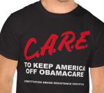 CARE DARE shirt