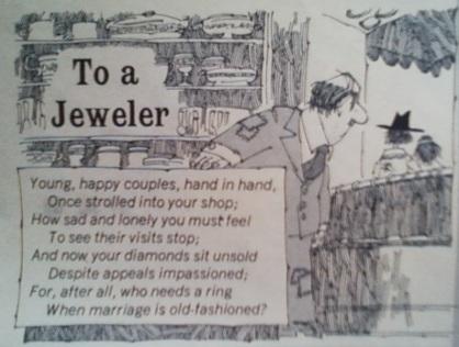 Mad Magazine: To a Jeweler
