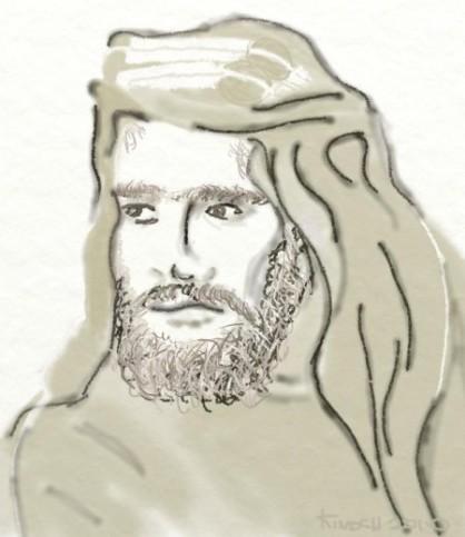 Mohammed portrait