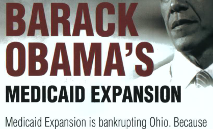 Medicaid expansion bankrupting Ohio.png